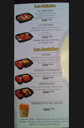 Planet Kebab A Great Find In Pl 226 Teau Dakar Eats