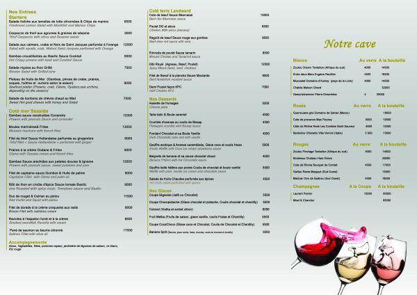menu 1.