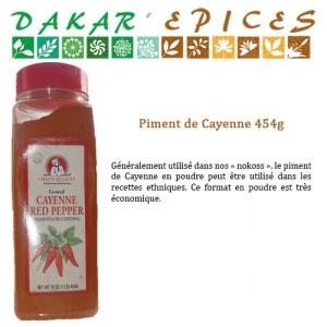 Piment de Cayenne