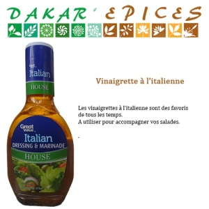 Vinaigrette à l'italienne