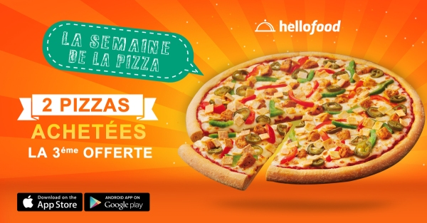 pizza week by hellofood