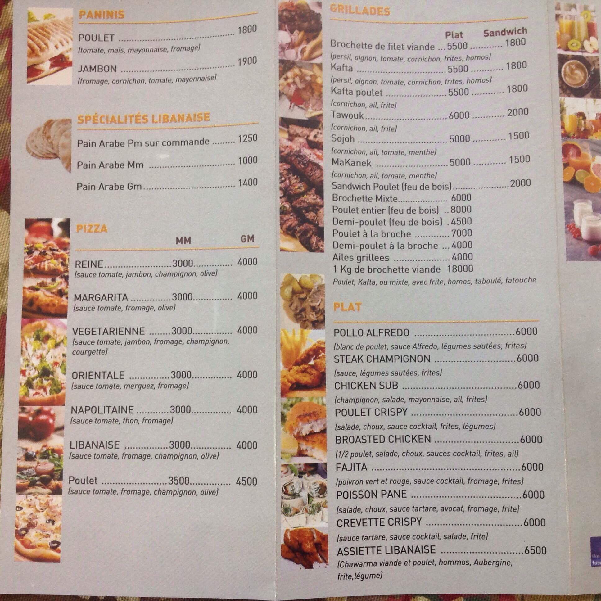L Orientale Boulangerie – Dakar Eats