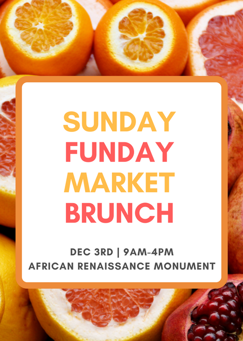 sundayFUNDAYmarketBRUNCH